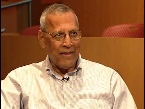 B. P. Agrawal on his career as a social entrepreneur