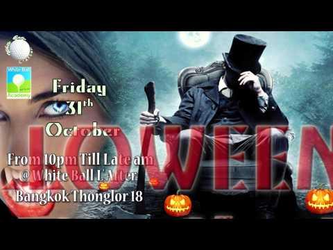 Bangkok Halloween Night 2014 At WBLA – BKK Thonglor 18