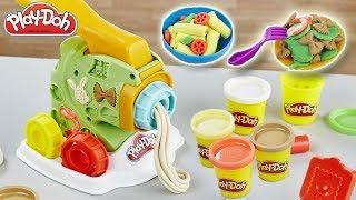 Playdoh Kitchen Explore Noodles - Đất nặn Playdoh làm mì, nui, bánh - Đồ chơi trẻ em (Chim Xinh)