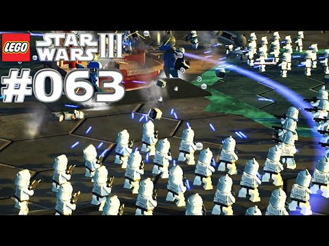 Let's Play LEGO Star Wars 3 The Clone Wars #063 Bodenschlacht [Together] [Deutsch]