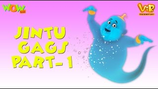 Jintu Gags - Vir Compilation Part 1 - 30 Minutes of Fun - Live in India