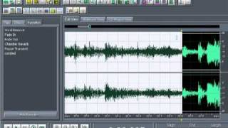 Удаление вокала программой Adobe Audition 1.5