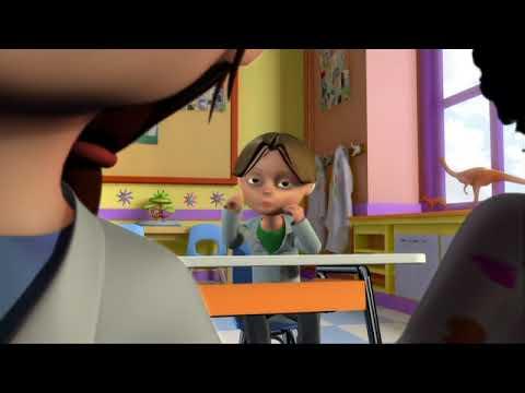 Luz verde - Los Agentes de Tráfico - Seguridad vial infantil, dibujos educativos