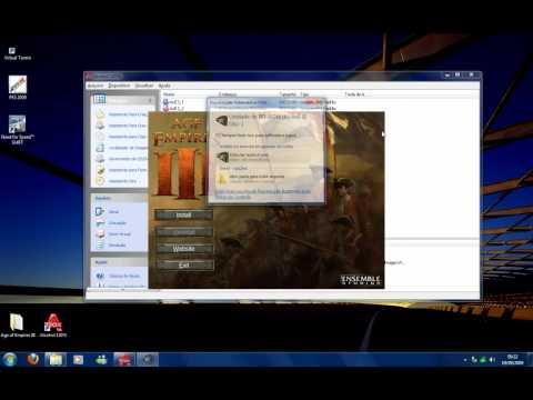 Instalando Age of Empires III