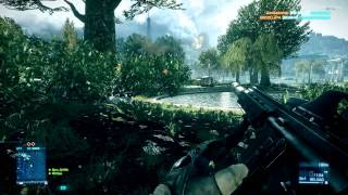 Beta Battlefield 3 - where is hit reg???
