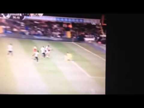 Steve Sidwell goal vs Tottenham