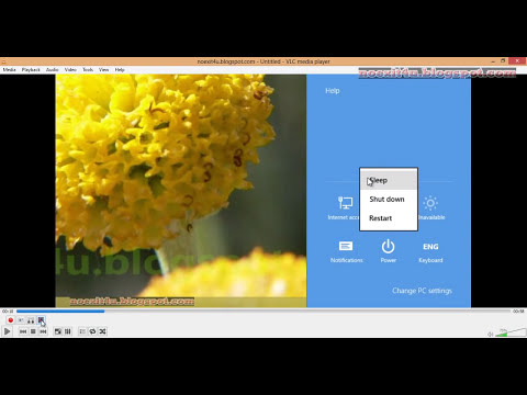 How to enable Adavanced Control in VLC Media Player/ Capturing Pictures/ Recording Video