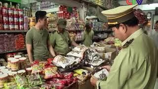 Kỳ 1/2018:Công tác chuẩn bị hàng hóa phục vụ tết Nguyên đán Mậu Tuất 2018 và tình hình kiểm tra hàng gian, hàng giả, an toàn thực phẩm