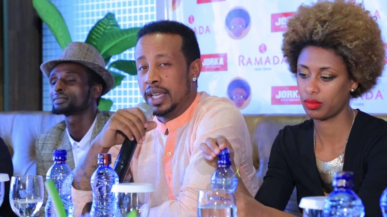 Ethiopiawi Concert Press Conference 2017