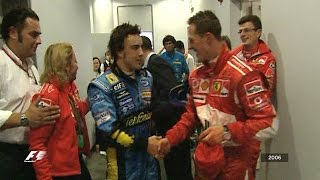 Your Favourite Chinese Grand Prix - 2006 Schumacher's Last Win