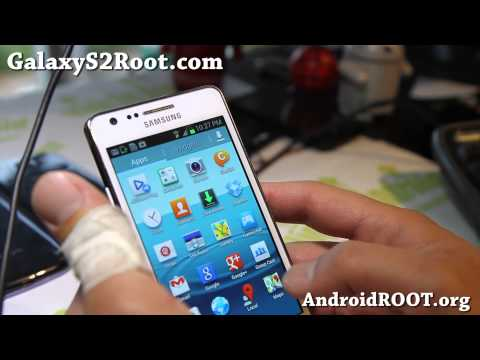 Leaked Official Samsung Android 4.1.2 ROM with ROOT for Galaxy S2 GT-i9100!