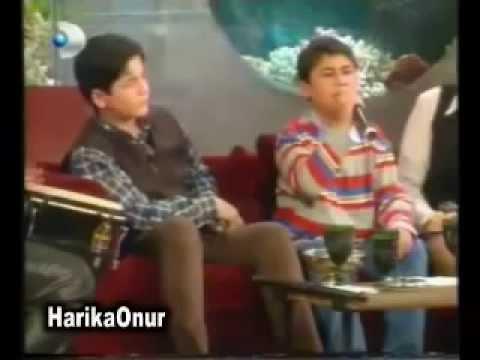 Harika Onur + Kucuk Ibo KanalD 1998