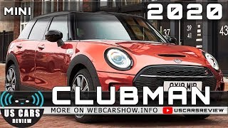 2020 MINI CLUBMAN Review Release Date Specs Prices