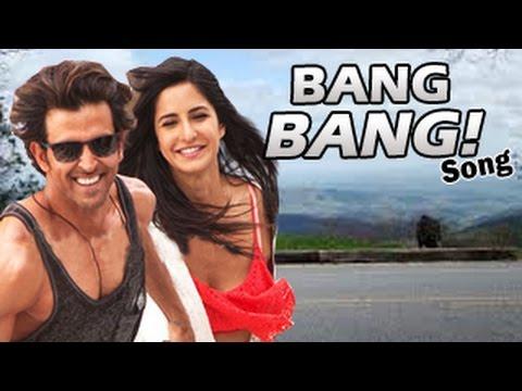 Bang Bang Title Song ft Hrithik Roshan & Katrina Kaif RELEASES