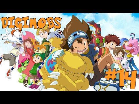 Digimobs Episode 14 (Minecraft Digimon Mod)    Back In The Digital World!