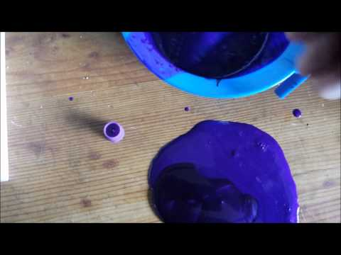 Como Hacer Shampoo Matizante Violeta (How to Make Purple shampoo)
