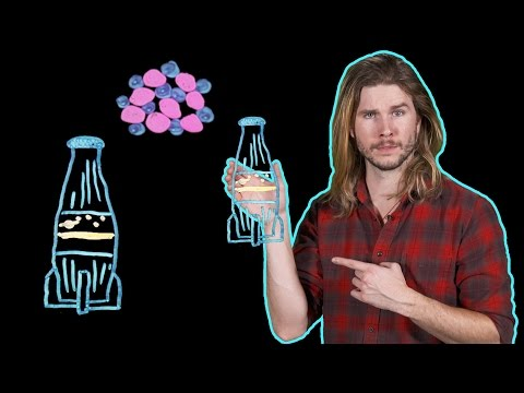 Why Does Fallout's Nuka-Cola Quantum Glow Blue? (Because Science w/ Kyle Hill)