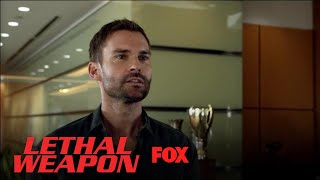 Cole & Nat Talk About Cole's Parenting Skills | Season 3 Ep. 1 | LETHAL WEAPON