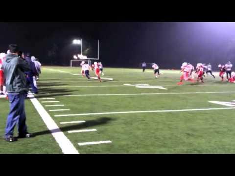 Somerville vs. Lincoln-Sudbury Regional High School football