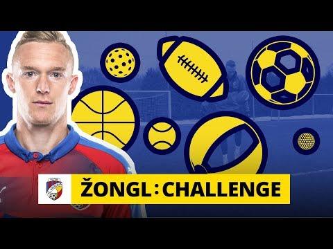 Žongl Challenge: Roman Procházka