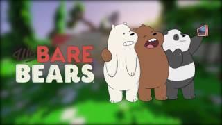 KHI- Minecraft Phim Hoạt Hình CHÚNG TÔI ĐƠN GIẢN LÀ GẤU- Oh Gumball