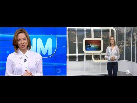 Notícias da Manhã - SBT Rio Manhã / Passagem + trecho e retorno [HD]