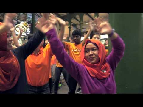 Dance for Kindness 2015 - A Worldwide Flash Mob (Singapore)