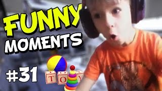FUNNY TWITCH AND PRO MOMENTS #31 - CS:GO