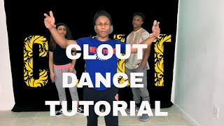 Offset - Clout feat. Cardi B (Dance Tutorial)