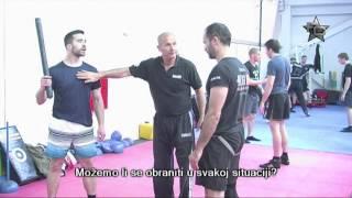 Krav Maga - Interview with Eyal Yanilov