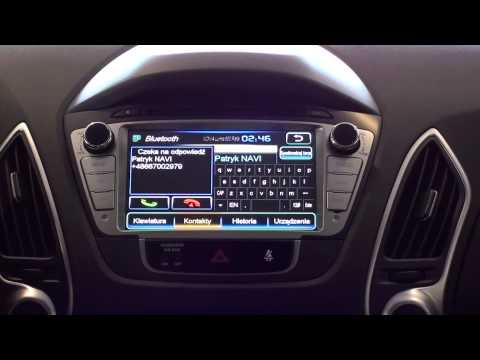 Hyundai IX35 nawigacja multimedialna od Navidirect