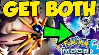 How To Get BOTH Legendary Pokemon In Pokemon Sun & Moon - Pokemon Sun & Moon Cosmog Location Guide