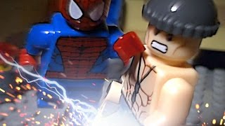 The Amazing Lego Spider-Man