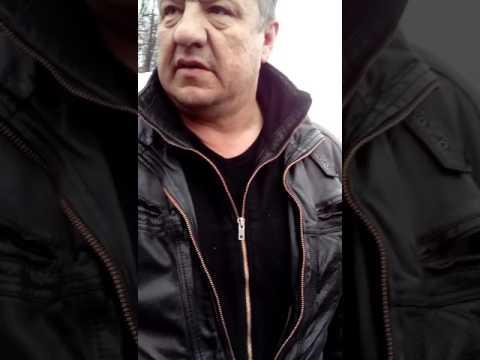 Дальнобойщики ОПР Питер ФЛЕШ-МОБ поверг ментов в ШОК!