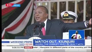 President Uhuru Kenyatta warns Agriculture CS Mwangi Kiunjuri : KTN News