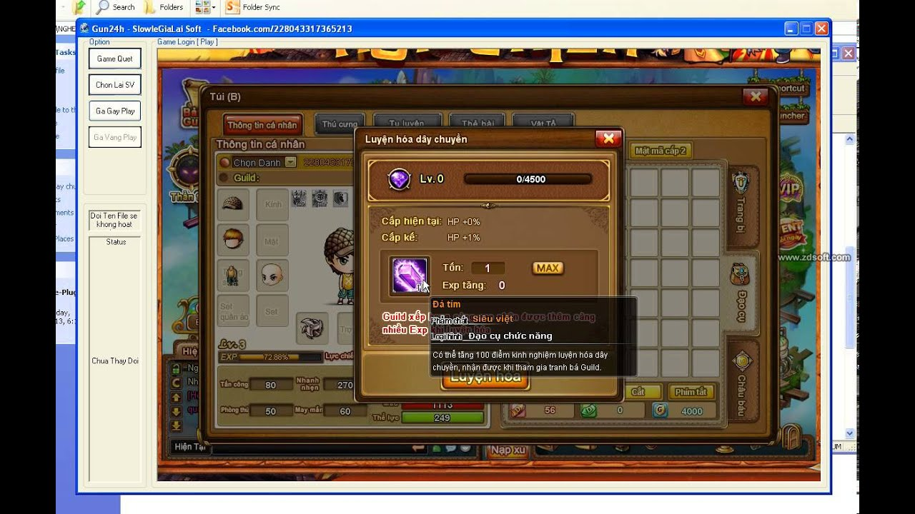 Download Hack Gunny Cuong Hoa VK by www zingpaygunny tk song as MP3 and Mus
