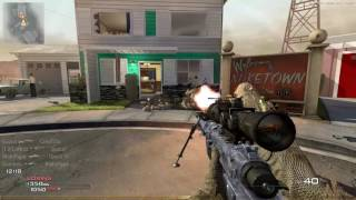 MW2 - 6 Man feed on nuketown