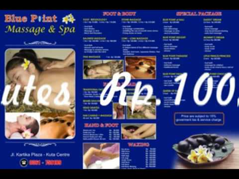 BLUE POINT MASSAGE AND SPA KUTA - BALI