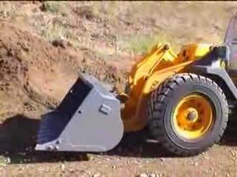 RC Wheeled Loader Construction Vehicle @ Otherland Toys