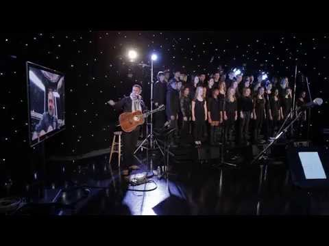 Chris Hadfield Leads Huge Singalong From Space