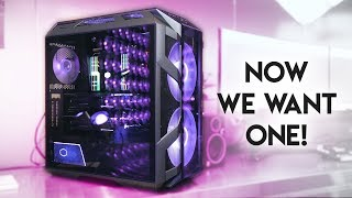 FIXING THEIR MISTAKES! - Cooler Master H500P MESH