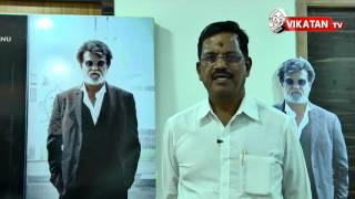 Producer S.Dhanu's reply to Kabali Controversies