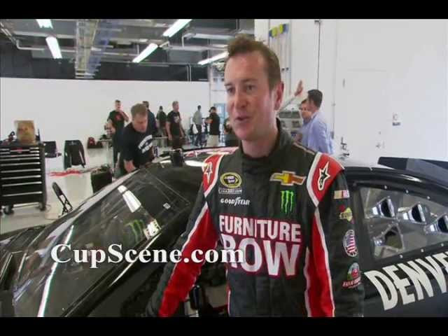 Kurt Busch turns laps at Circuit of The Americas