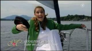 Geraldine Olivier - Fahr mich in die Ferne, mein blonder Matrose