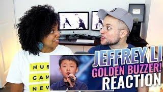 Jeffrey Li - You Raise Me Up | America's Got Talent 2018 | REACTION