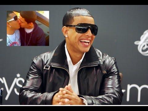 Daddy Yankee habla sobre su homosexualidad en rueda de Prensa...