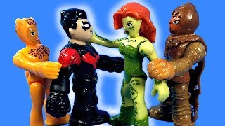 Imaginext Movie: Return of Scarecrow and Poison Ivy (Part 1)