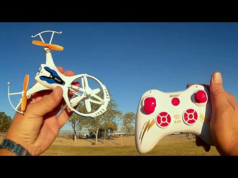 Skytech M71 Scout Micro Tricopter Drone Flight Test Review