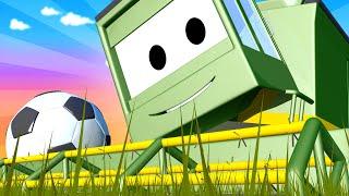 Xe lửa Troy - Fifa đặc biệt - Máy gặt Harvey - Thành phố xe 🚉 phim hoạt hình về