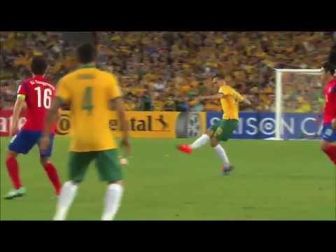 Corea del Sur vs Australia Final Copa Asiática
